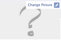 change facebook page picture