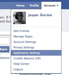 Facebook SPAM as the Killer App
