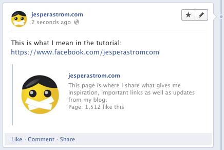 Facebook Timeline for Pages – Jesper Åström – Ideas worth keeping to