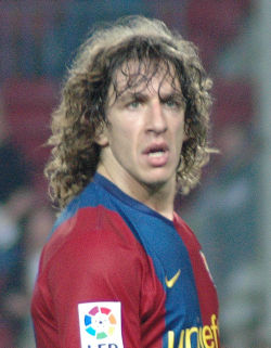 Carles Puyol is Who You should turn to for Advice on Social Media
