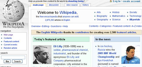 How to Work with the Wikipedia Community