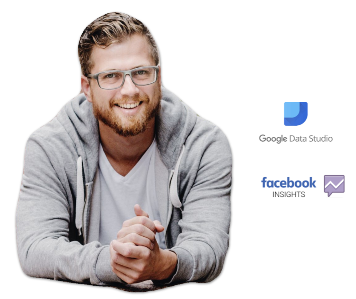 Facebook insights to Google Data Studio